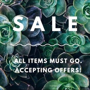 Accessories - EVERYTHING MUST GO! MAKE ME AN OFFER!